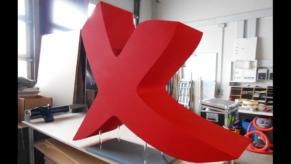 3D-Buchstaben-Sonderformen-Styropor