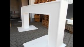 3D-Objekt-Styropor