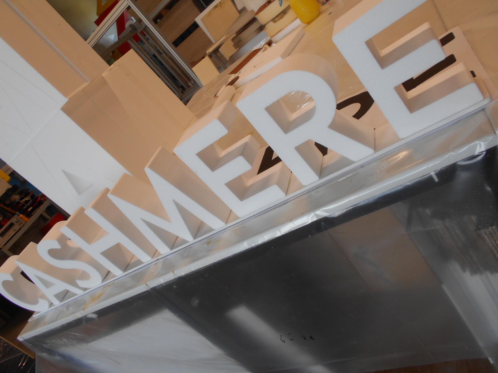 3D Objekte aus Styropor von den Profis für Styroporzuschnitte